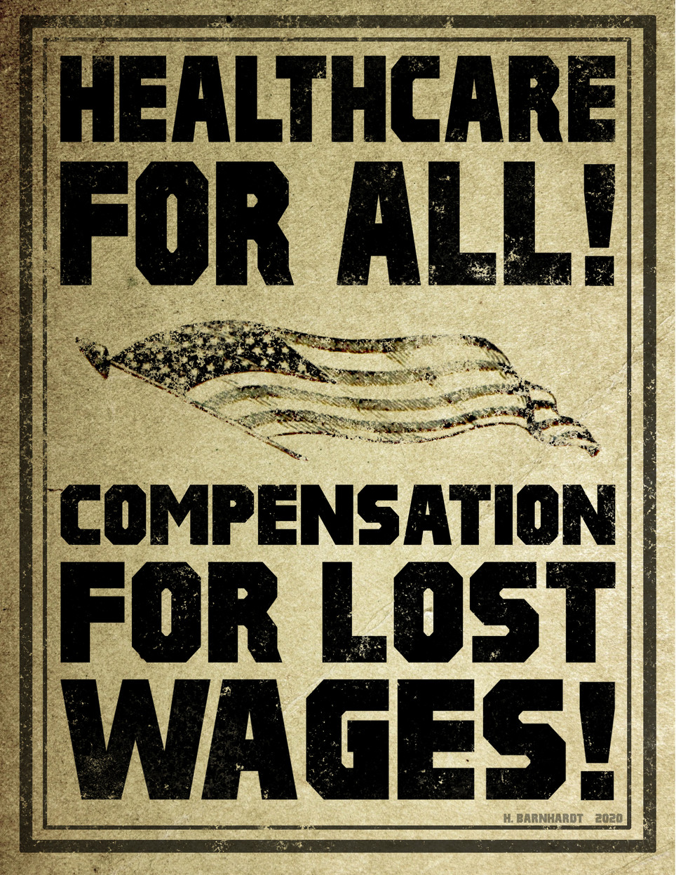 Demand Compensation for Lost Wages!
