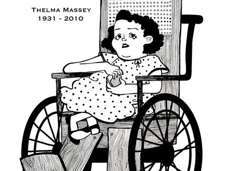 New Illustration: Thelma Massey