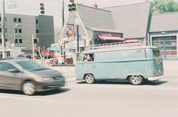 Plaza Midwood #35mm #filmphotography #cltartists #filmisnotdead #filmcamera #plazamidwood #fuelpizza