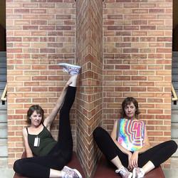 #rowearts #roweaesthetics #selfieindulgenceF16 #inthestudiowithhannahbarnhardt