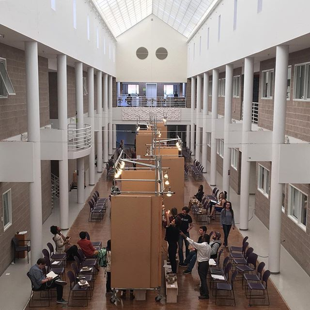 architecture students and finals in Storrs _artsuncc #hannahbarnhardtphotos #hannahbarnhardtphotosca