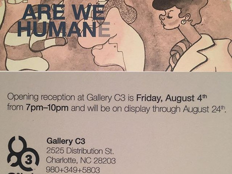 Are We Humane at C3 Lab with Mark Deeper