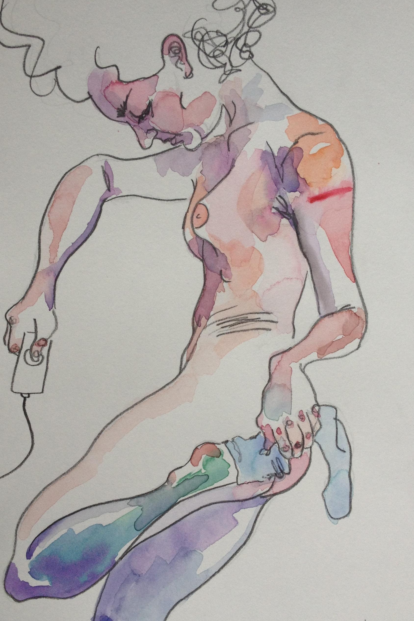 Egon Schiele Project Summer 2015
