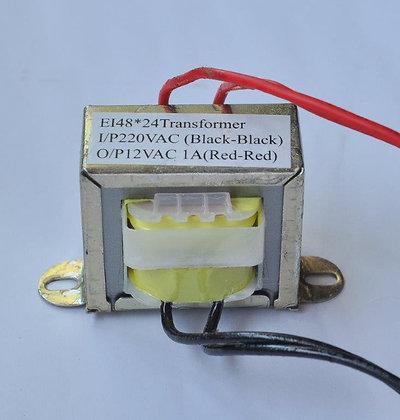 Transformador 12 VAC 1 Amp