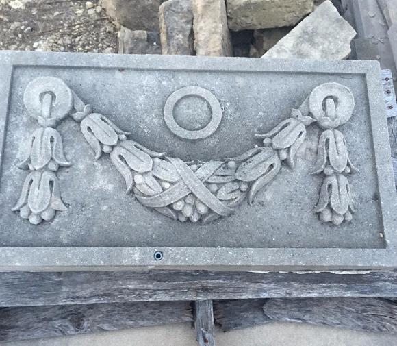 Garland Stone Fascia