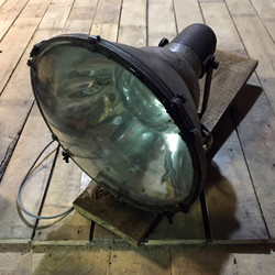 Crouse Hinds Nautical Spot Light