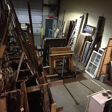 Architectural Salvage: Doors, Windows, Flooring, Trim, Crown Molding, Base Board, Rosette, Plinth