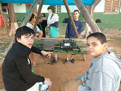 Scout Field Day - Atividade Distrital de Rádio Amador