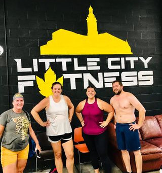 Why join Little City Fitness....