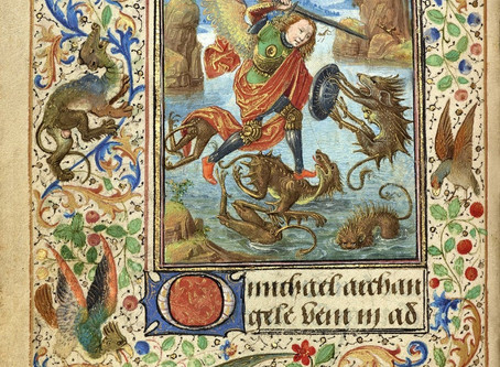 The Solemnity of St. Michael & All Angels