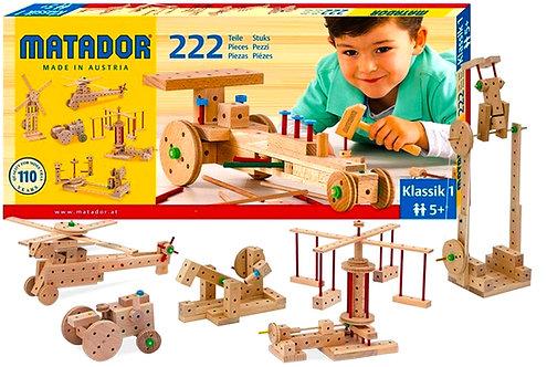 Ξύλινες κατασκευές Matador