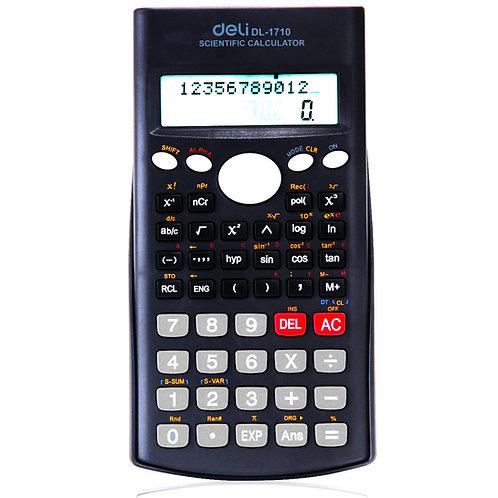 Επιστημονική Αριθμομηχανή(12 ψηφία)Deli