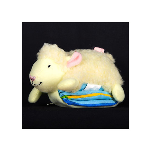Τράβηξε το κορδονάκι και δες πως χοροπηδάει το προβατάκι!