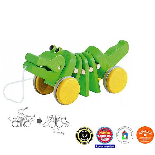5105 – Κροκόδειλος που κινείται