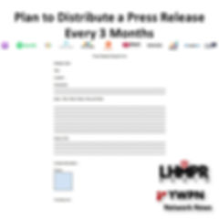 Press Release Distribution with Auduio A