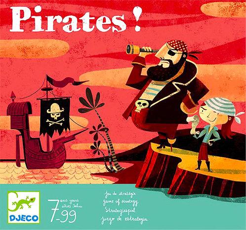Pirates Djeco
