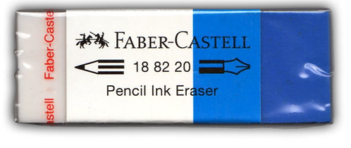Γόμα για στυλό& μολύβι Faber-Castell