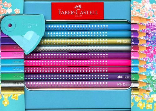 Faber-Castell σετ ξυλομπογιές