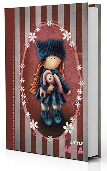 Βιβλιοτετράδιο little girl