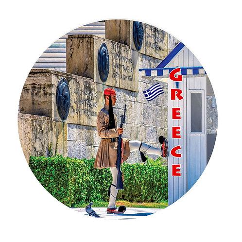 Μαγνητάκι Τσολιάς Ελλάδα