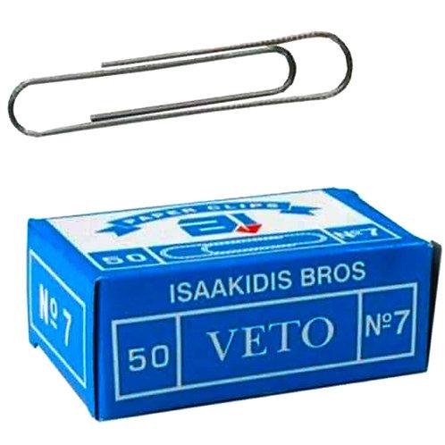 Συνδετήρες VETO No7