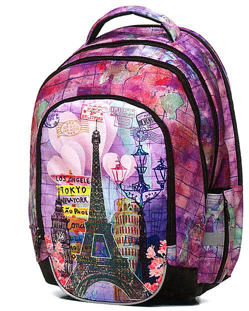 Polo τσάντα σχολική glow season