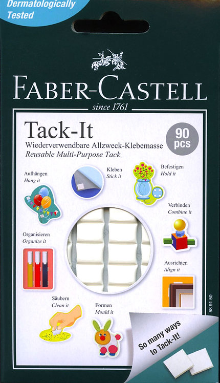 Tack-it Faber-Castell