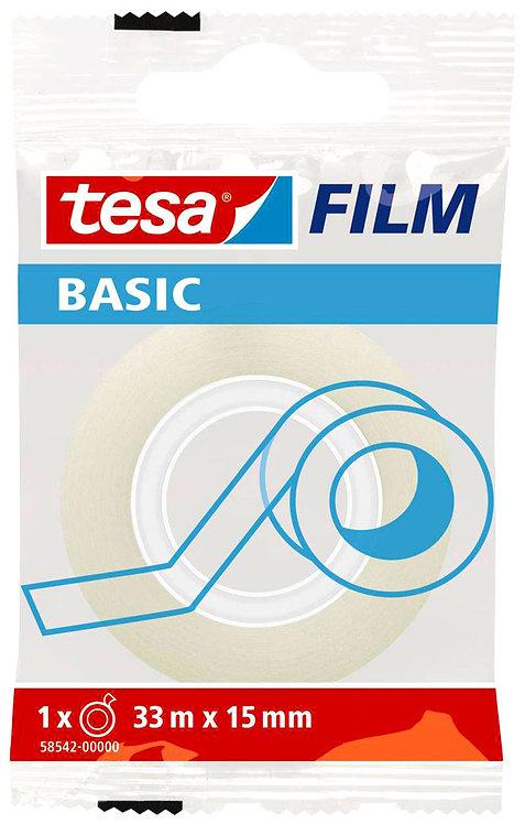 Σελοτέιπ Tesa Basic 33mX15mm