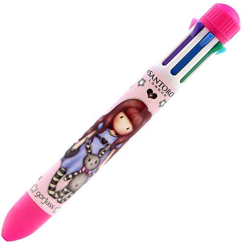 Sanroro στυλό 8 χρωμάτων