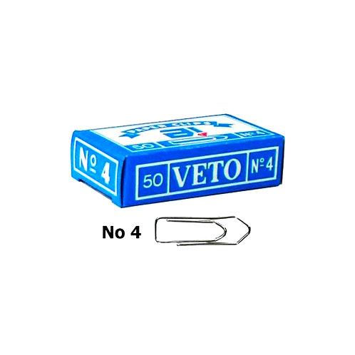 Συνδετήρες VETO No4