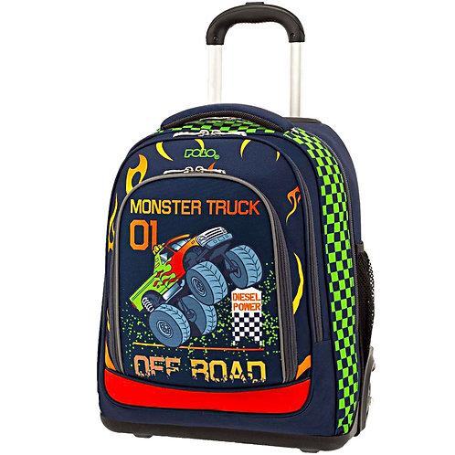 Τσάντα Τρόλεϊ Polo Monster Truck