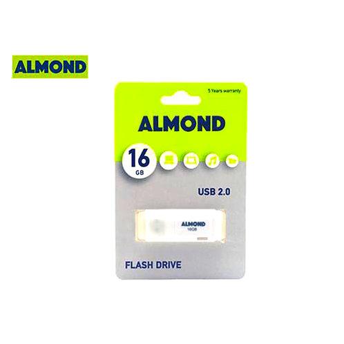 Almond Flash Drive,Usb 16gb