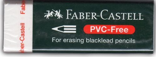 Γόμα Faber-Castell λευκή