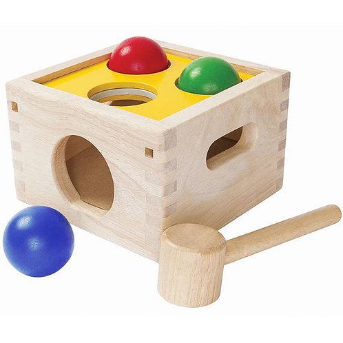 9424 – Κουτί με μπάλες και σφυρί