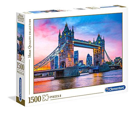 Puzzle 1500  84,3x 59,2 cm κομμάτια Η γέφυρα του Λονδίνου