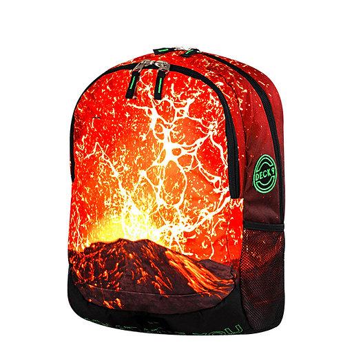 Τσάντα σχολική Double beast