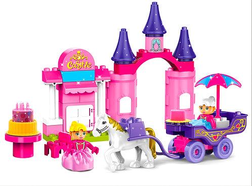 Κάστρο Πριγκίπισσας(42 τουβλάκια)