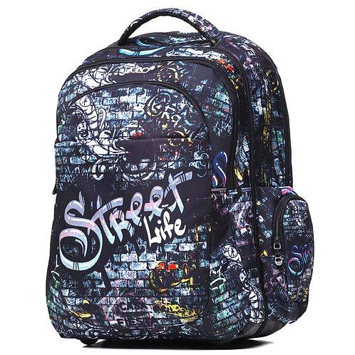 Τσάντα σχολική street life