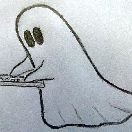 Heroes and Zeroes The Ghosts of Writing Present and Future