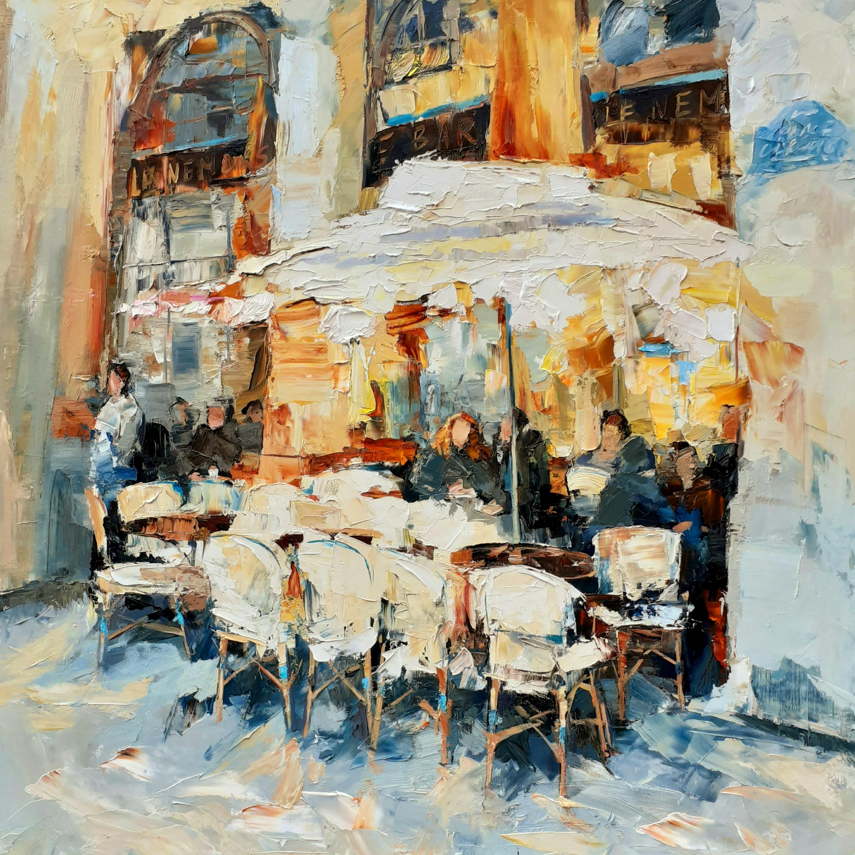 Café_le_Nemours_120x120_cm