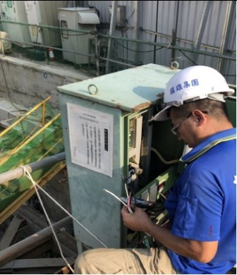 17.漏電檢測箱安裝接線