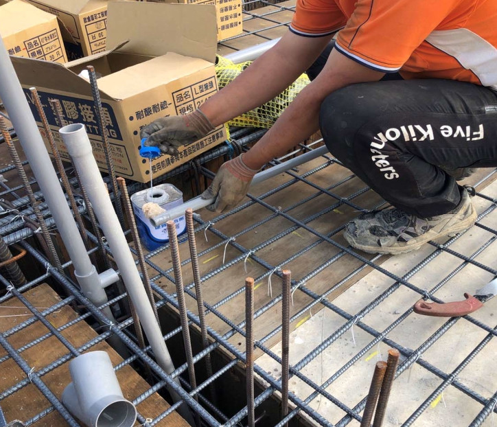 C3 區 3F 水電底板配管
