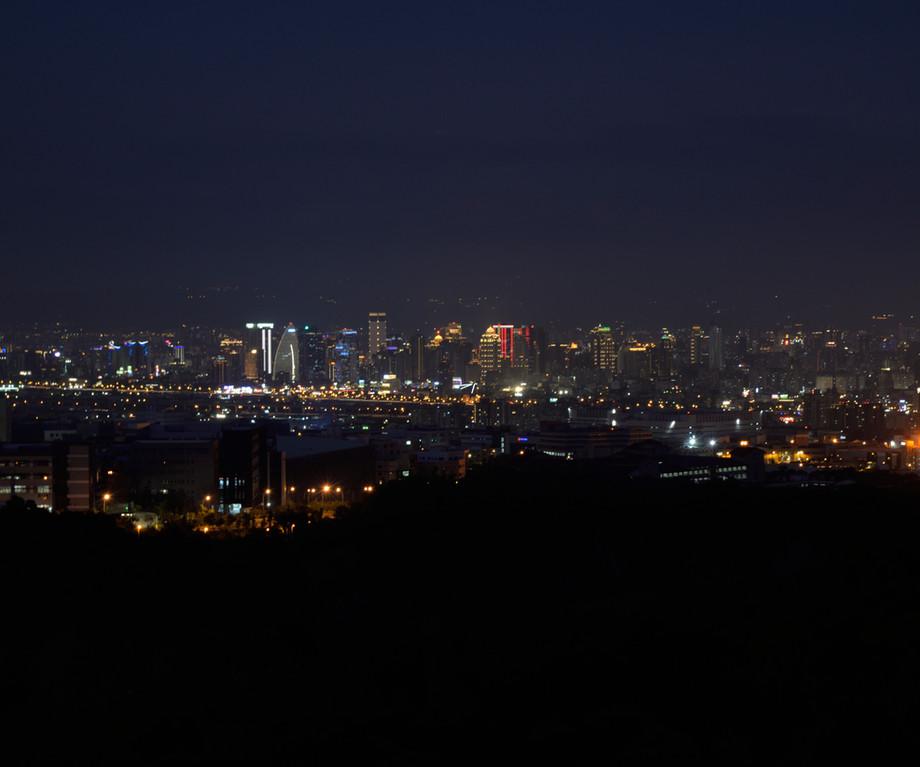 望高寮夜景