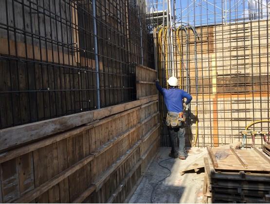1 M F 柱、牆模板組立
