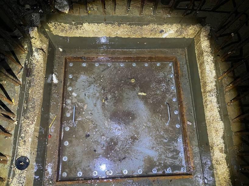 工區3號井吊除及封井作業