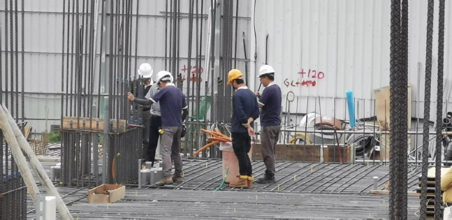 1F建築師結構及鋼筋檢查