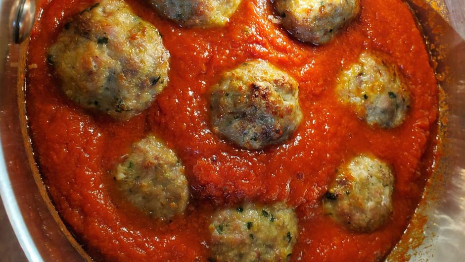 Takedown Meatballs