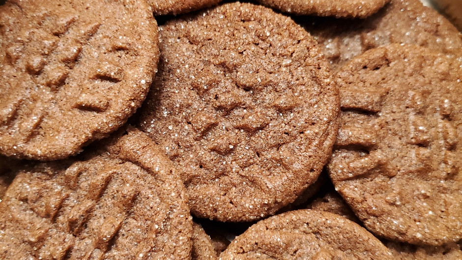 PB & C Cookies