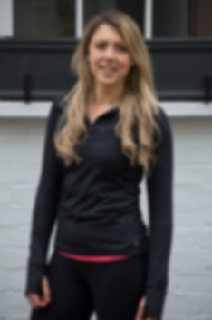 Kasia, Peronal Trianer Fulham