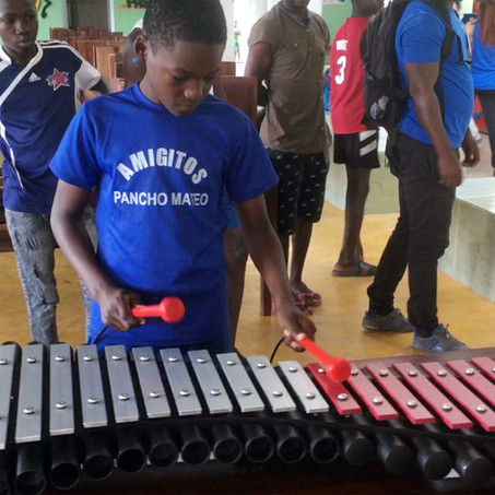 Enriching Dominican Lives with Music